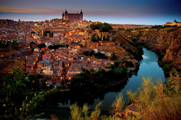 Photograph - Toledo Spain by Harry Spitz