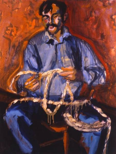 Painting - Tom Horn by Les Leffingwell