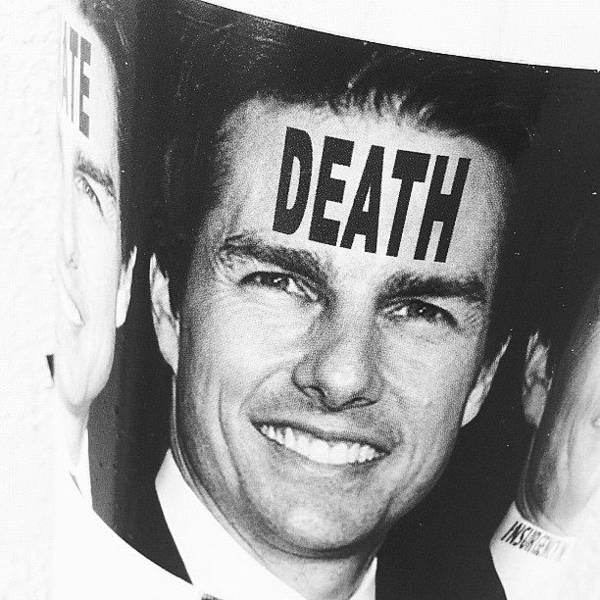 Wall Art - Photograph - #tomcruise #death @comtruise by T C