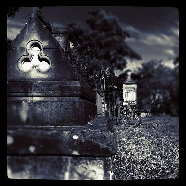 Gotham Wall Art - Photograph - Torn #sydneycommunity #graveyardseries by Kendall Saint