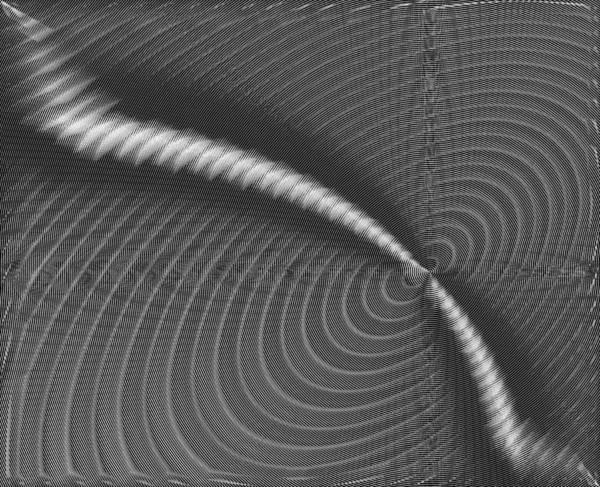 Digital Art - Tornado From Above by Visual Artist Frank Bonilla