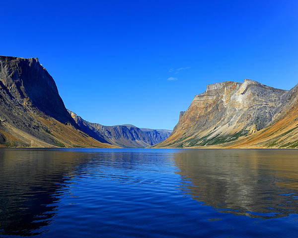 Photograph - Torngat Mountains by Tony Beck
