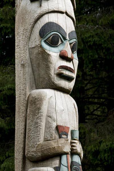 Wall Art - Photograph - Totem Pole by Gloria & Richard Maschmeyer