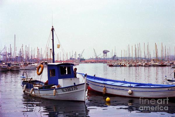 Photograph - Toulon France 1981 by Thomas R Fletcher