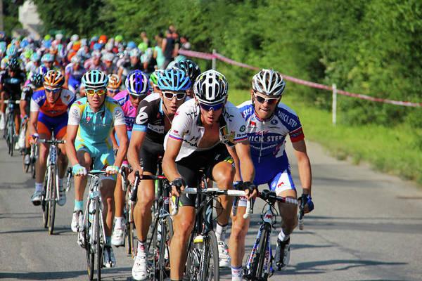 Le Tour De France Wall Art - Photograph - Tour De Pologne 2011 by Mariola Bitner