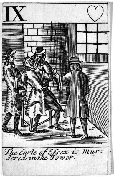 Whig Photograph - Tower Of London: Murder by Granger