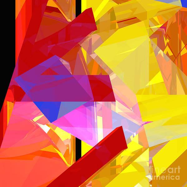 Digital Art - Tower Series 10 by Russell Kightley