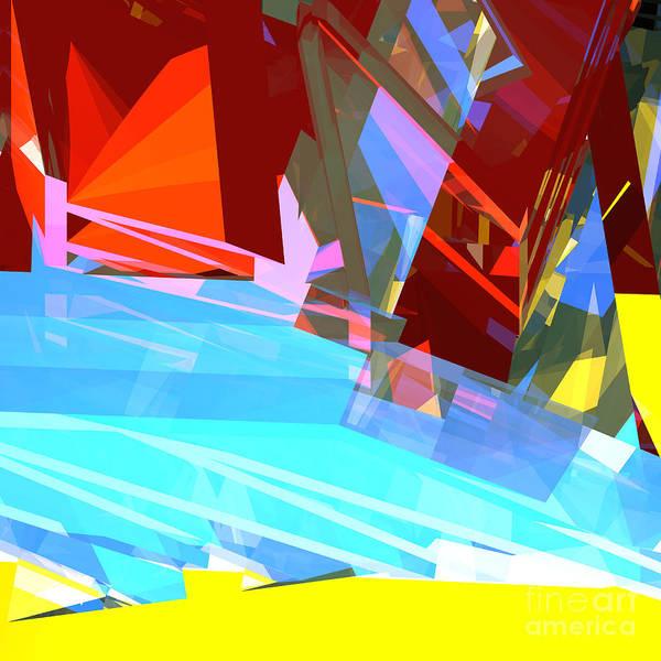 Digital Art - Tower Series 28 by Russell Kightley