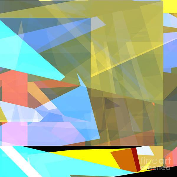 Digital Art - Tower Series 37 Australian Summer by Russell Kightley