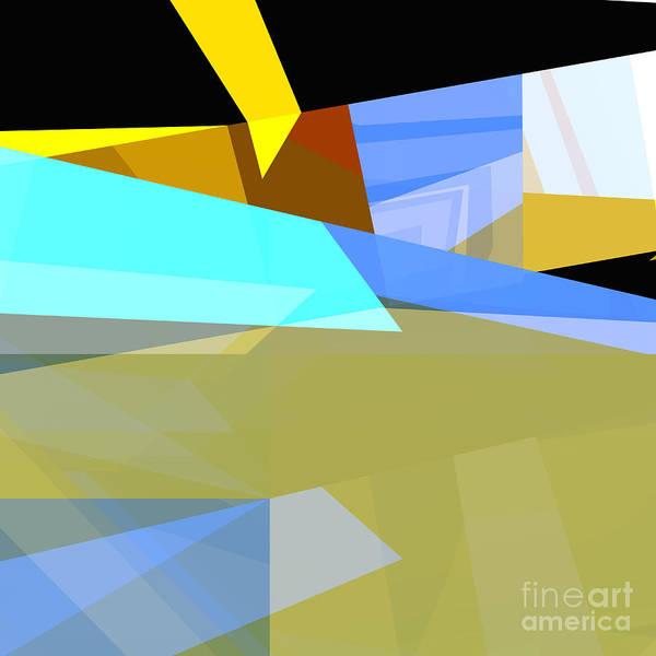 Digital Art - Tower Series 38 Australian Summer by Russell Kightley