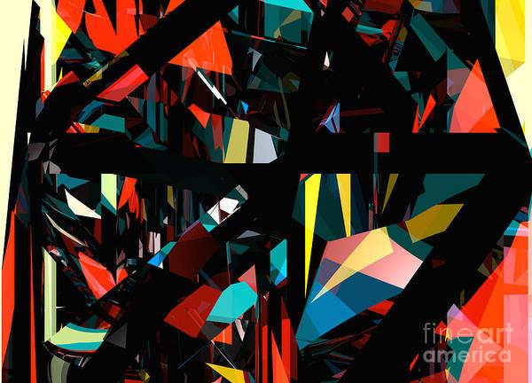 Digital Art - Tower Series 4 by Russell Kightley