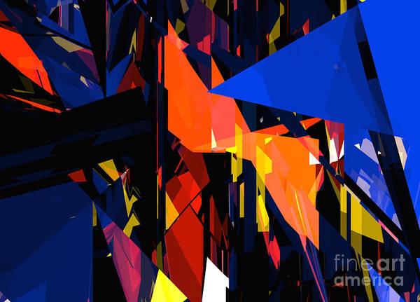 Digital Art - Tower Series 8l by Russell Kightley