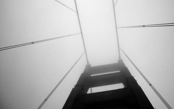 Photograph - Towering Above by Matt Hanson