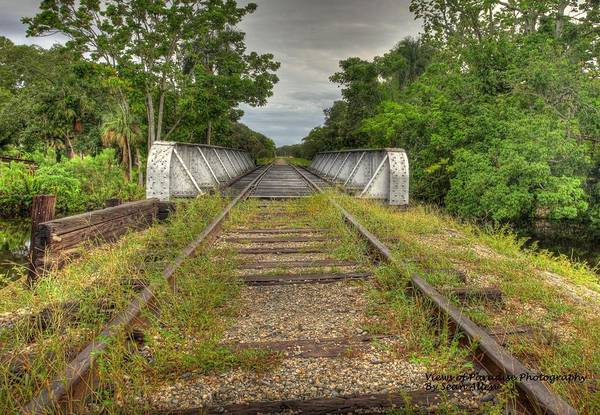 Photograph - Tracks To  Nowhere by Sean Allen