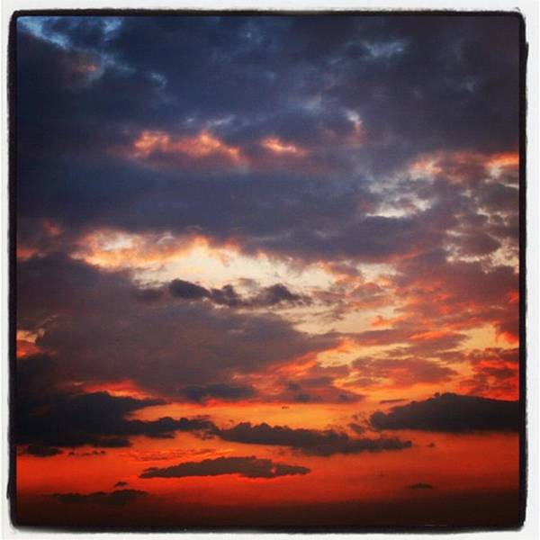 Sunset Wall Art - Photograph - Tramonto A Roma by Luisa Azzolini