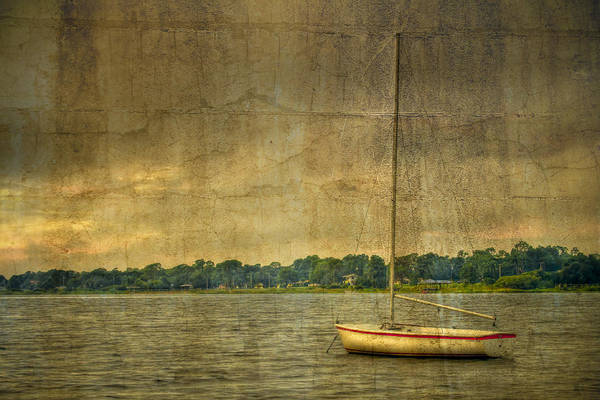 Lake Worth Wall Art - Photograph - Tranquility by Debra and Dave Vanderlaan