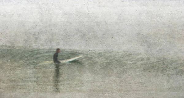 Surfing Photograph - Tranquility by Kevin Bergen