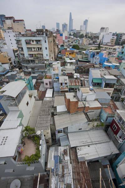 Wall Art - Photograph - Transformation Of Saigon by Chin Ping, Goh