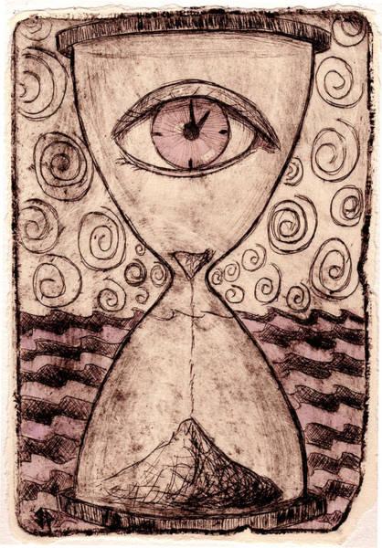 Drawing - Transient  by Janelle Schneider