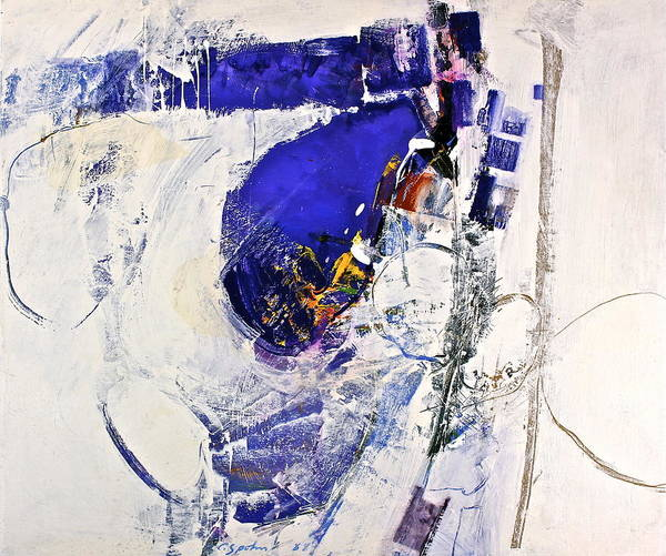 Painting - Trapped In 88 by Cliff Spohn