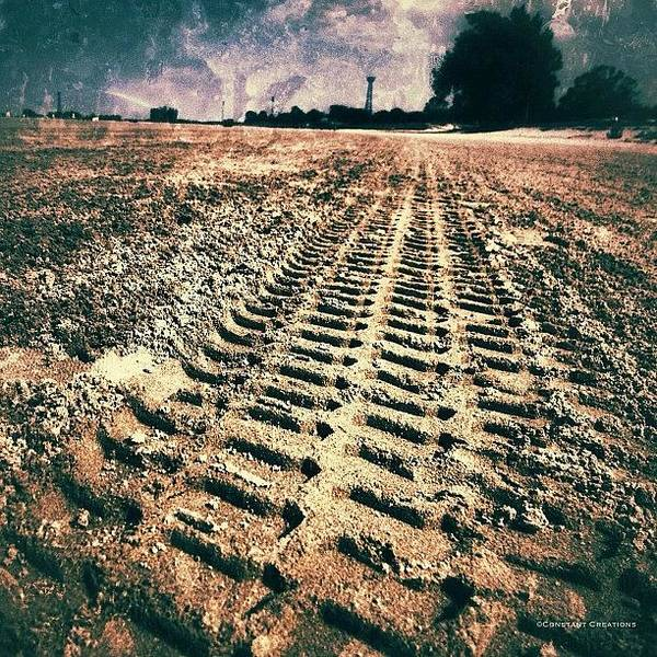 Creation Wall Art - Photograph - Treaded Path by Constant Creations