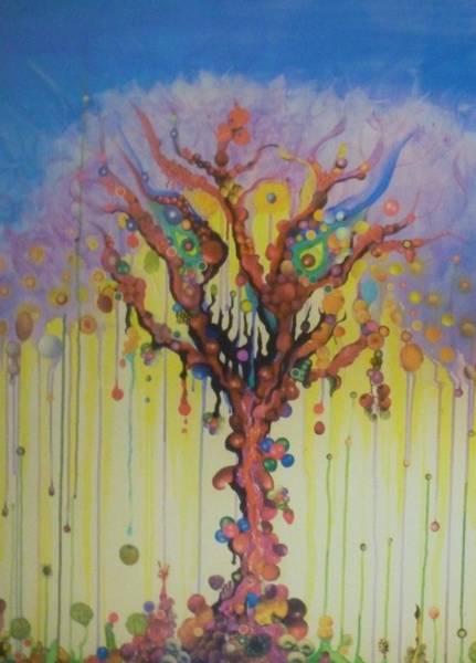 Wall Art - Mixed Media - Tree Of Oz by Douglas Fromm