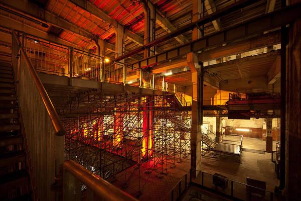Venue Photograph - Tresor In Berlin by Mike Reid