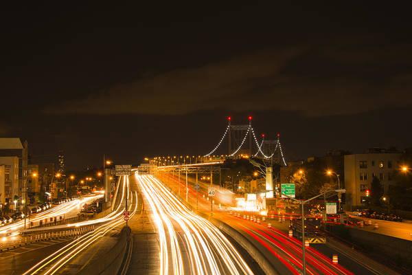 Photograph - Tri-borough Bridge by Theodore Jones