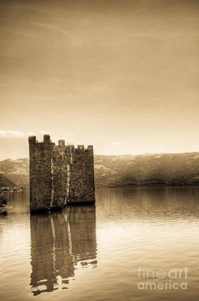 Wall Art - Photograph - Tricule Fortress by Gabriela Insuratelu