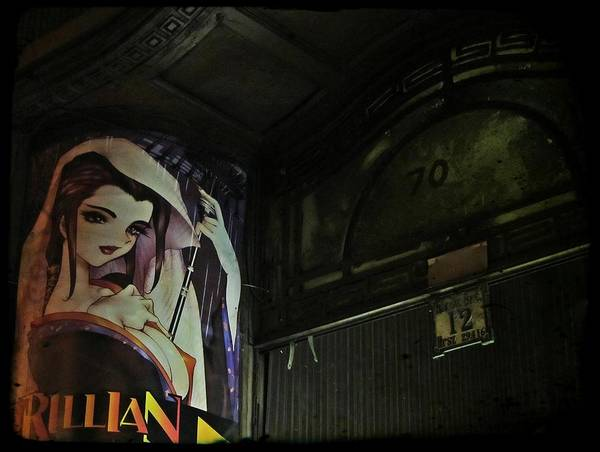 Photograph - Trillian - Manga Store In Budapest by Marianna Mills