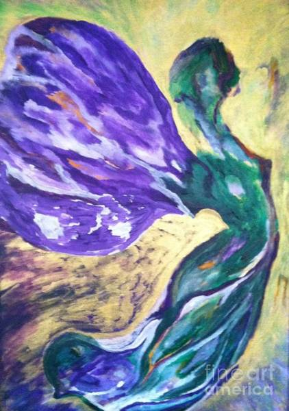 Painting - Triumph by Bebe Brookman