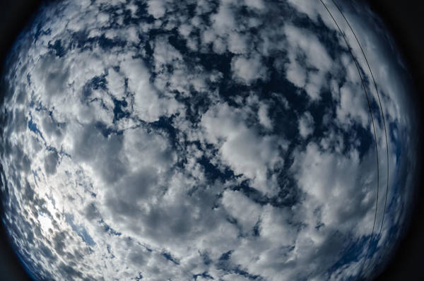 Photograph - Troposphere by Michael Goyberg