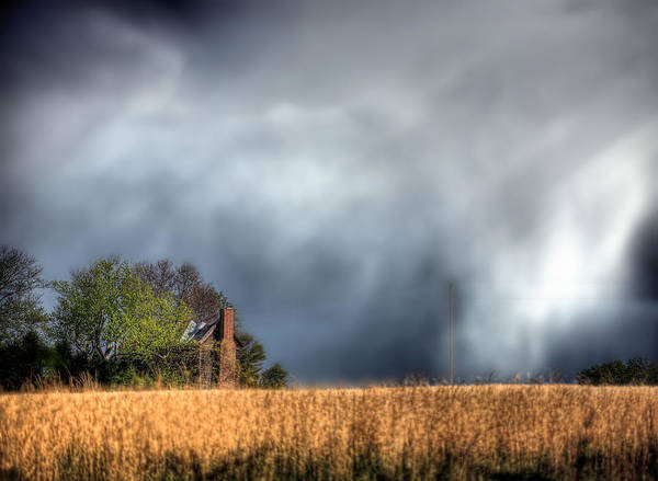 Photograph - Trouble Brewing  by JC Findley