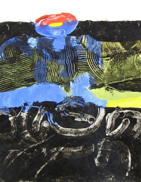 Painting - Tubular Smells by Cliff Spohn