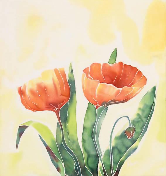 Wall Art - Painting - Tulips 2 by Pam Munn
