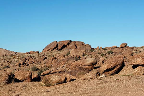 Photograph - Tumbling Rocks Of Gold Butte by Lorraine Devon Wilke
