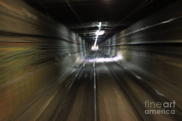 Photograph - Tunnel Vision by Balanced Art