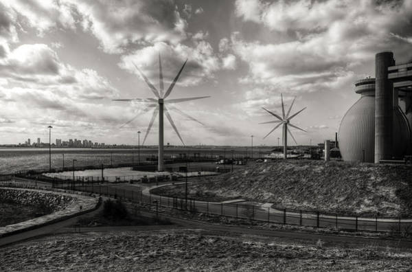 Wall Art - Photograph - Turbines In Motion by Andrew Kubica