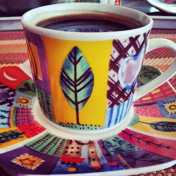 Wall Art - Photograph - #turkishcoffee #coffee #cup #perfect by Abdelrahman Alawwad