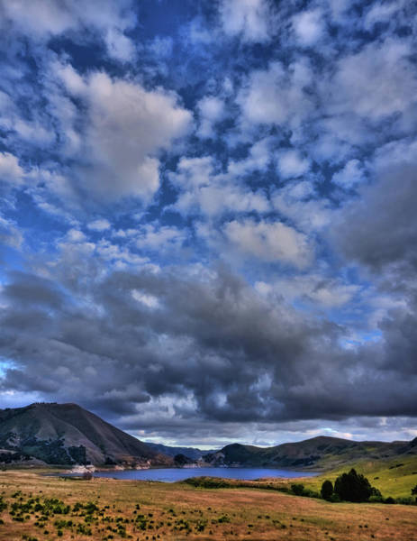 Photograph - Twitchell Reservoir  by Beth Sargent