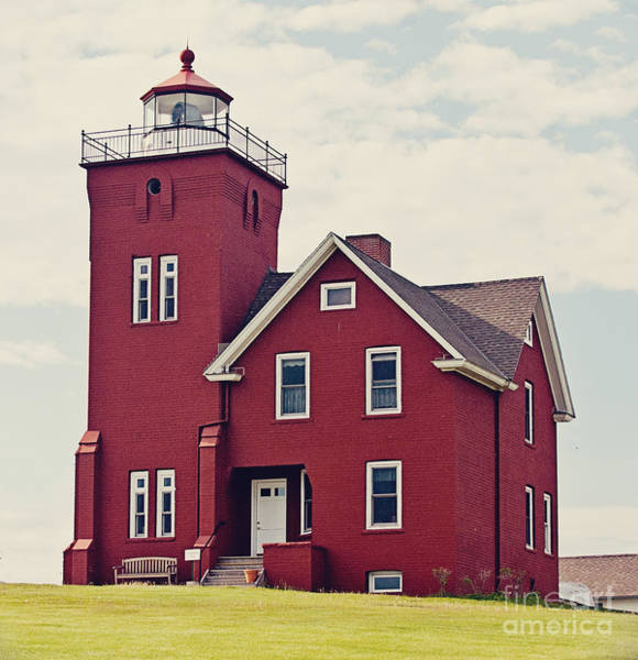 Photograph - Two Harbors Lighthouse by Pam  Holdsworth