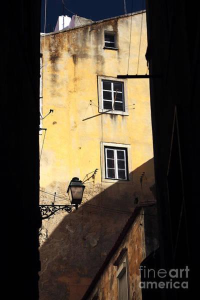 Wall Art - Photograph - Two Windows In Lisbon by John Rizzuto