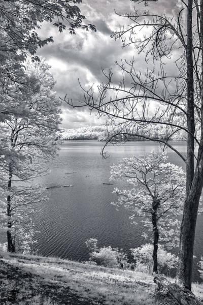 Photograph - Tygart Lake by Mary Almond