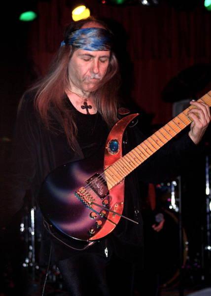 Photograph - Uli Jon Roth And His Sky Guitar by Ben Upham