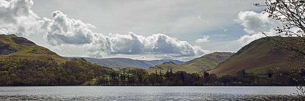 Glenridding Wall Art - Photograph - Ullswater by David Pringle