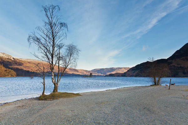 Glenridding Wall Art - Photograph - Ullswater by Gary Finnigan