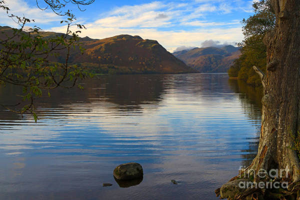 Ullswater Photograph - Ullswater In Early Morning by Louise Heusinkveld