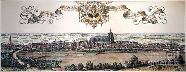 Wall Art - Photograph - Ulm, Germany, 1593 by Granger