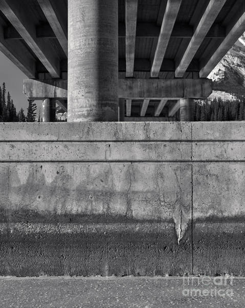 Mt. Wilson Photograph - Under The Overpass by Royce Howland