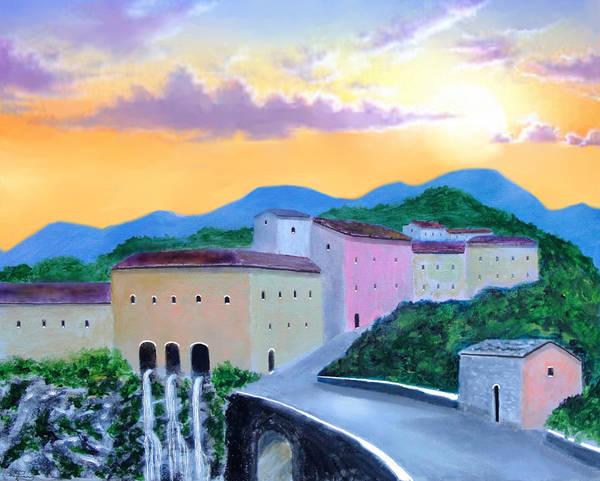 Under The Tuscan Sun Art Print